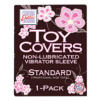 Насадка для секс-игрушки TOY COVER STANDARD (traditional)  2910-20 BX SE
