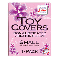Насадка для секс-игрушки TOY COVER SMALL (slim & small)  2910-10 BX SE